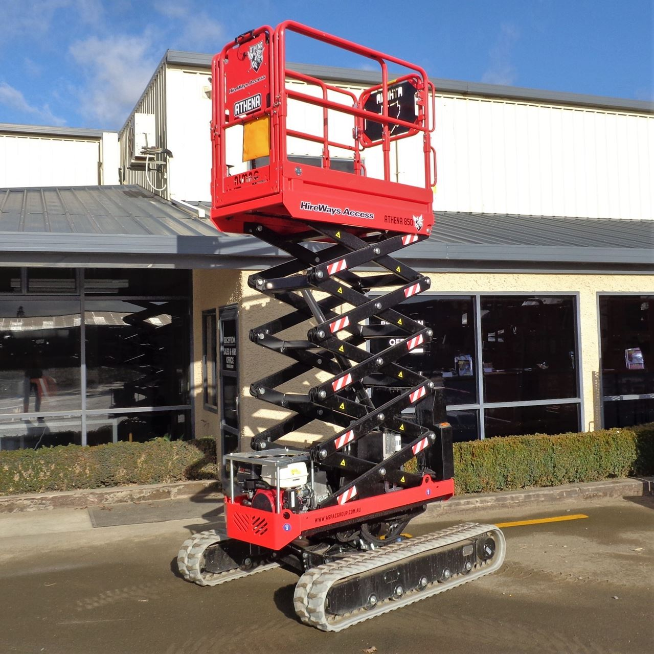 Aerial Lift Safety In British Columbia Rob S Forklift