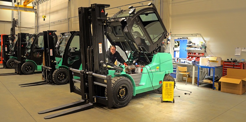 forklift inspection vancouver